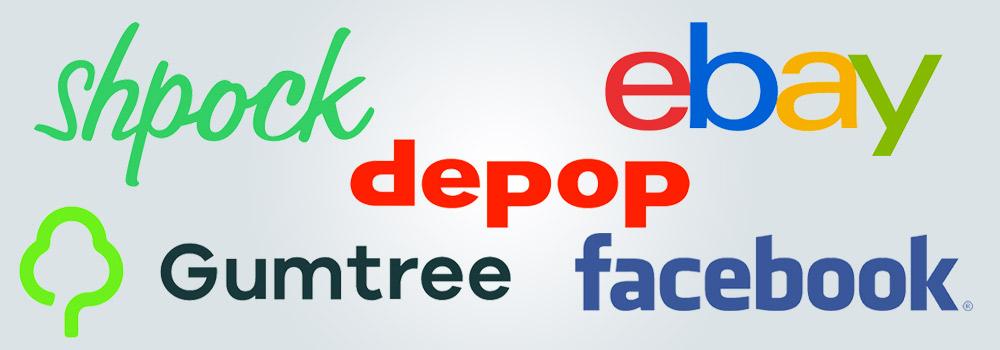 Designer Brand Logos