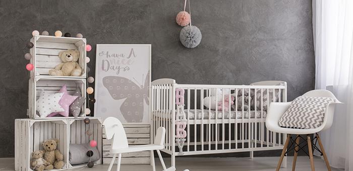 Baby Cot/Cot Bed